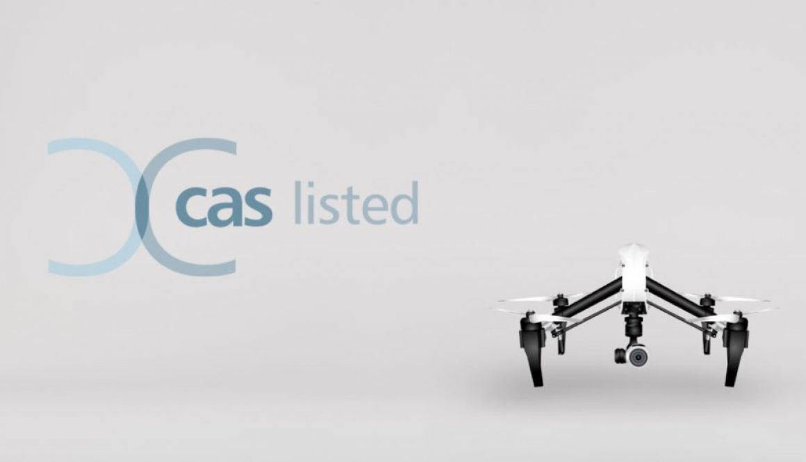 CAS Listed drone pilot service finder