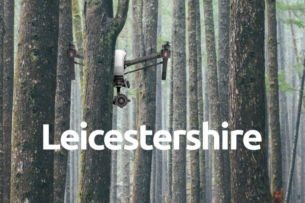 Looking for aerial photography and video in Leicestershire
