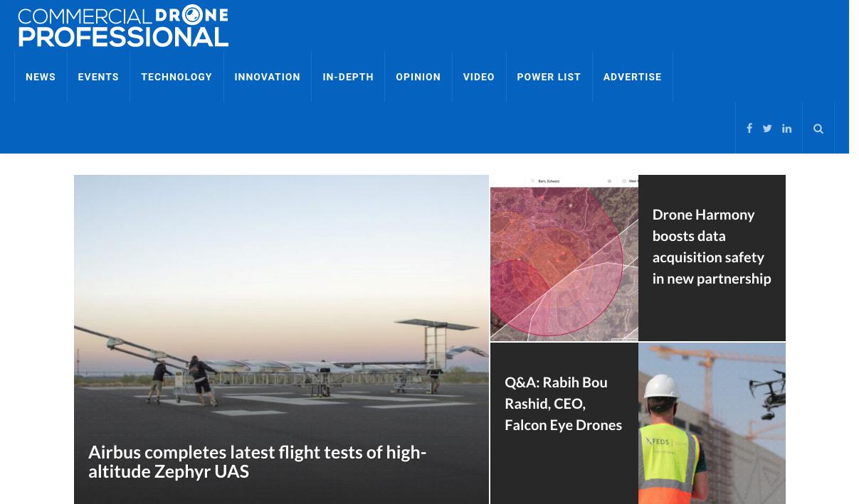 Commercial Drone Pilot News
